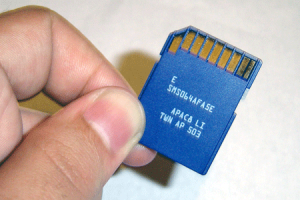 video-sd-card